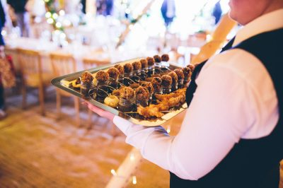 Canapes - Wedding Catering - Nova The Ousiders, Wirral